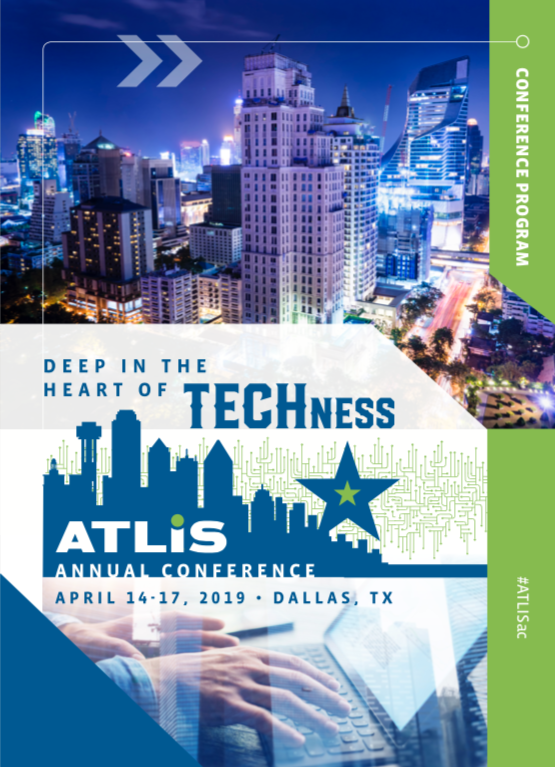 2019 Annual Conference Program Cover