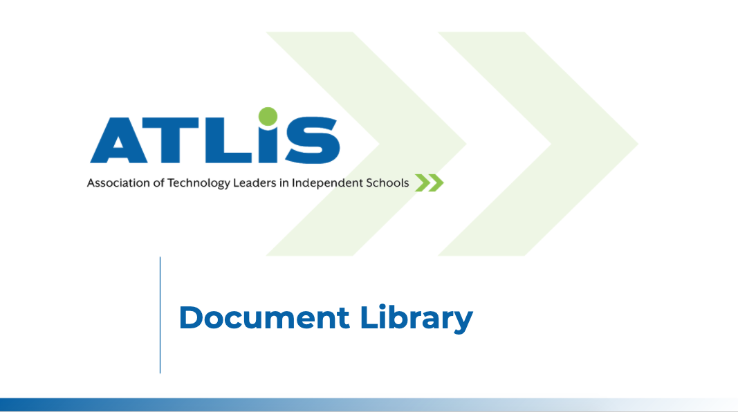 document library banner